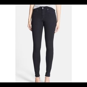 "AG Contour 360"" high rise the Farrah skinny jeans"